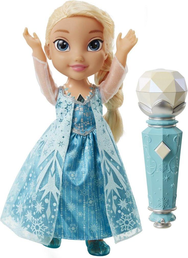 Giochi Preziosi Disney Frozen Elsa Canta con te Bambola per bambina: confronta i prezzi e compara le offerte su idealo.it