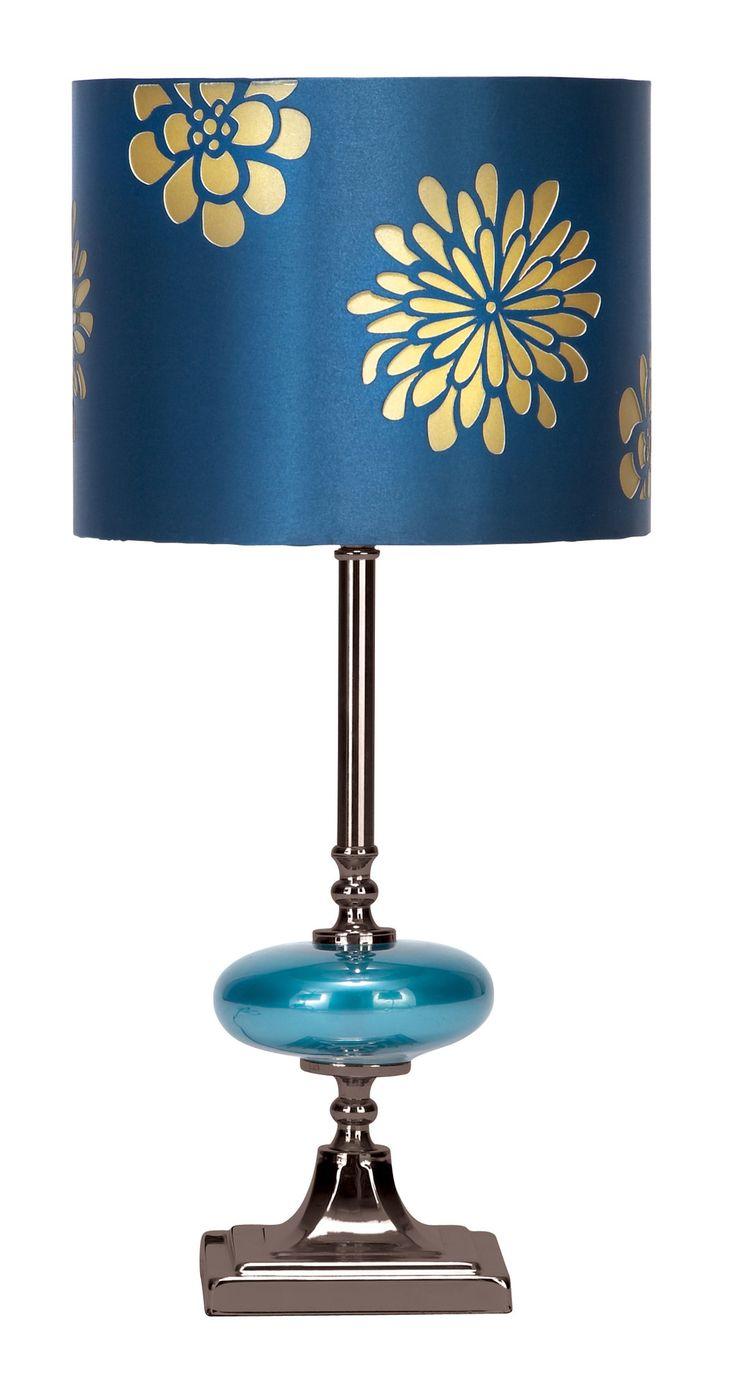 """Casa Cortes Costa Azul 19"""" Table Lamp Set"""