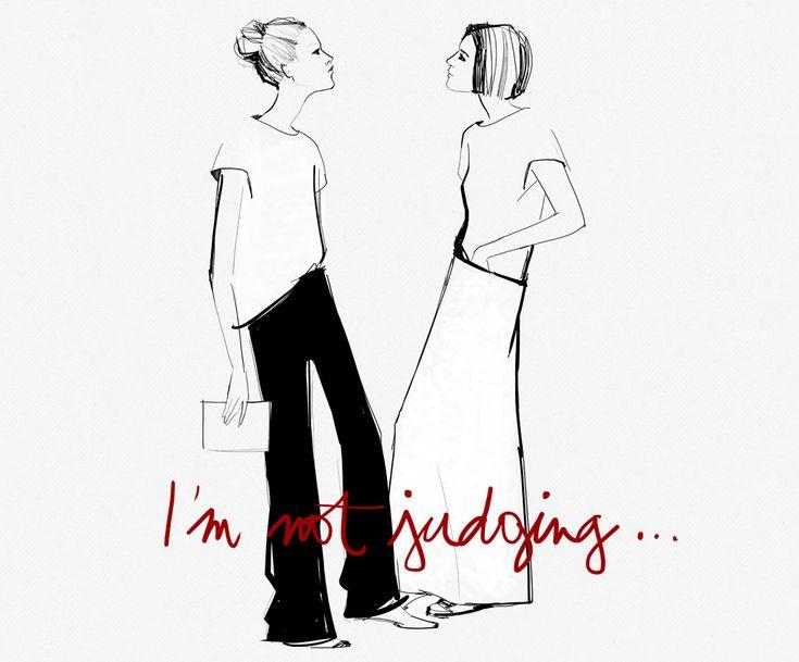 I'm Not Judging / Garance Doré