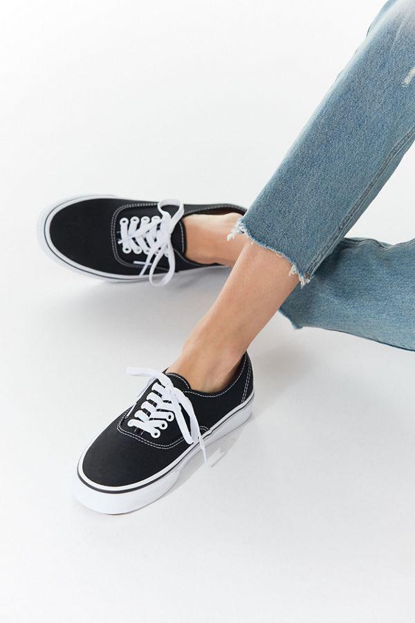 Vans Authentic Sneaker   Vans shoes women, Vans authentic outfit ...