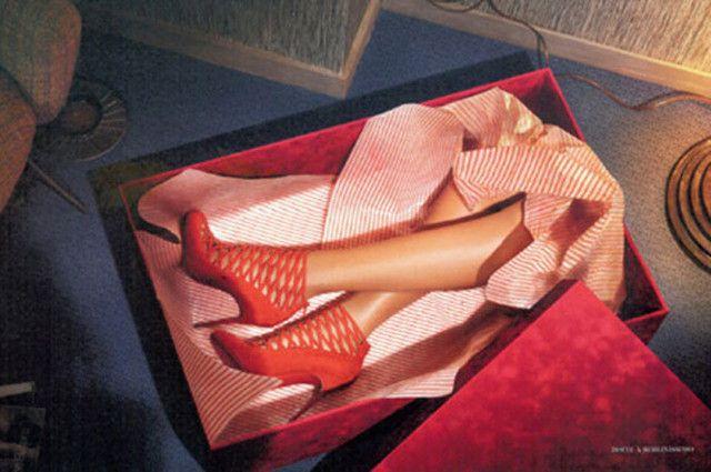 Blog de belleza y moda: ¿Un par de piernas amputadas o unos Louboutin?