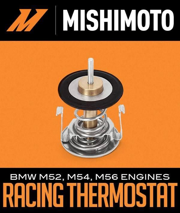 Mishimoto Automotive #racing #thermostat for the BMW #M52 #M54 #M56  http://www.wbperformance.com/announcements/mishimoto-racing-thermostat-1999-2006-bmw-e46-323i-325i-328i-330i #car #motor #driver #sensor #carliker #racer #premiumcar #sportcar #automobile