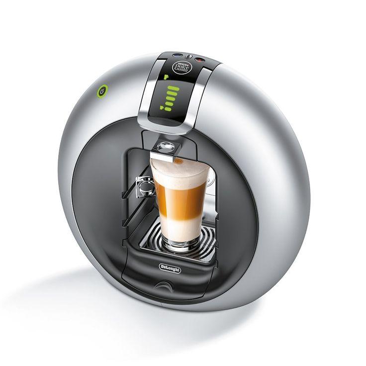 DeLonghi EDG 606.S coffee maker - coffee makers (freestanding, Fully-auto, Pod coffee machine, Nescafe Dolce Gusto, Coffee, Vertical)