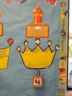40 best images about solomon on pinterest fun for kids for King solomon crafts for preschoolers