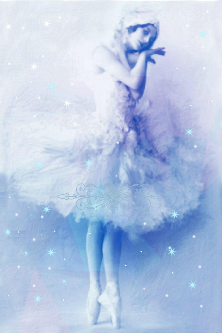 Vintage image altered art,Anna Pavlova,ballerina,dance,Image Instant Download…