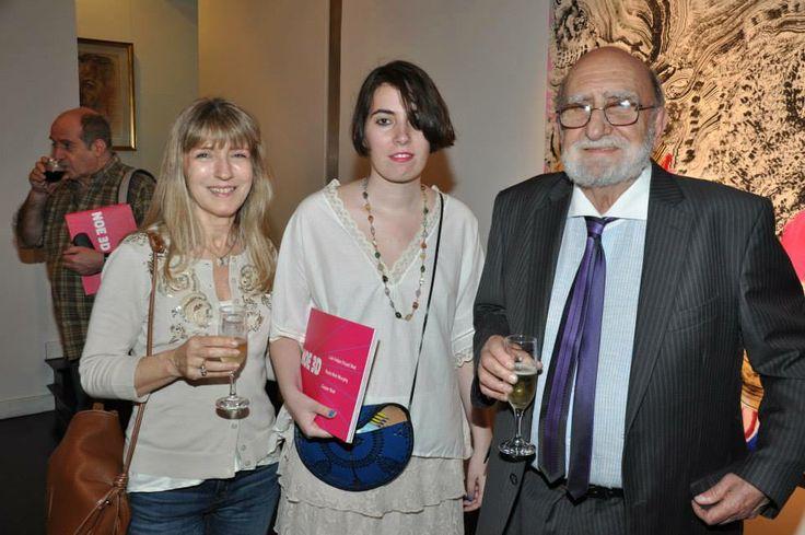 Luis Félipe Yuyo Noé y Liliana Golubinsky , Ana Clara Diquattro