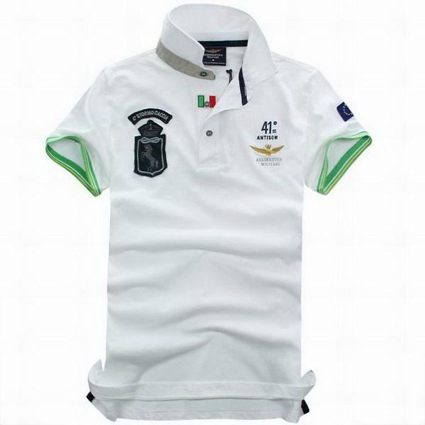 ralph lauren outlet Aeronautica Militare 41? st Antisom Short Sleeve Men's Polo Shirt White http://www.poloshirtoutlet.us/
