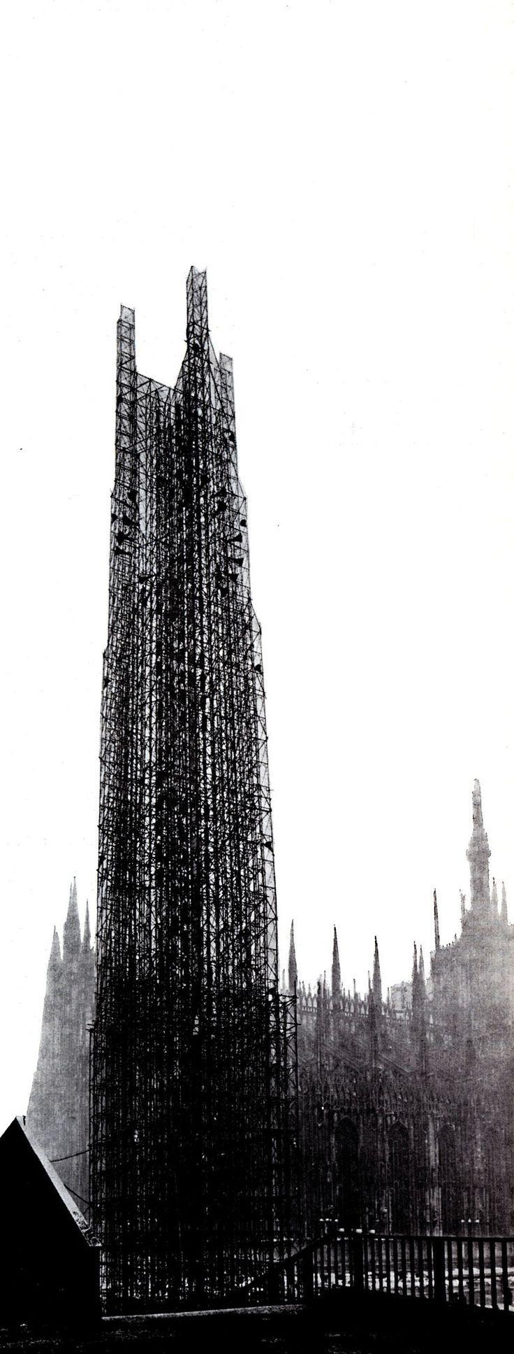 Vittoriano Vigano. Casabella 340 1969: 63