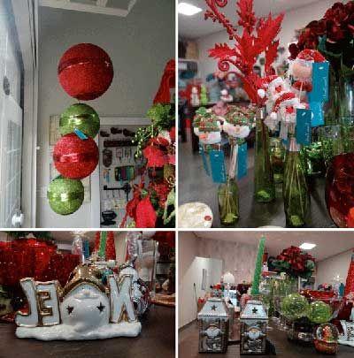 Decora 231 227 O De Natal Para Lojas Pequenas Simples