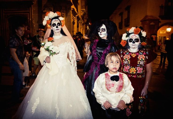 Celebrating Life While There's Still Time: Halloween Meets Mexico's Days of Death