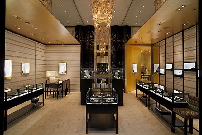 Chanel Ultra-Luxe Boutique Fine Jewelry Salon