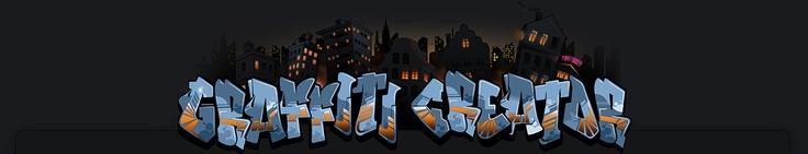 The Graffiti Creator - online graffiti maken