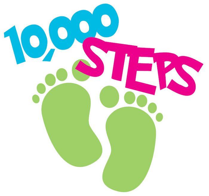 10,000 Step Challenge