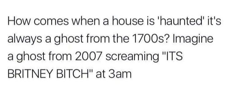 Damn 2007 ghosts