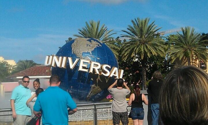 Universial Studios Orlando, Fl