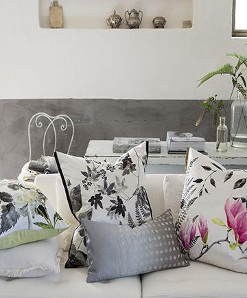 Designers Guild Botanical cushions
