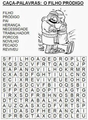 Turma 21 2013: HISTÓRIA: PARÁBOLA DO FILHO PRÓDIGO