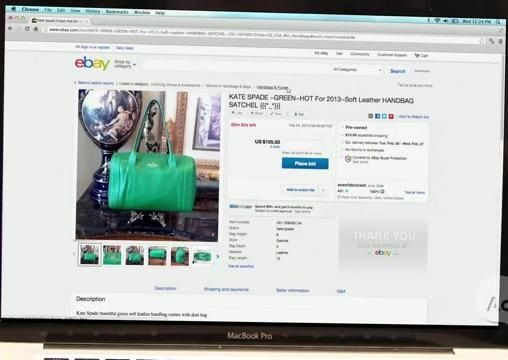 how to sell a new product on ebay