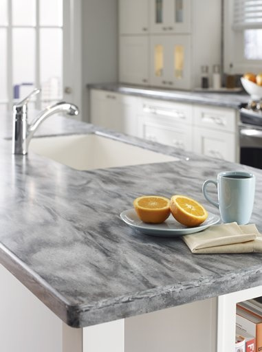 Corian® Bedford Marble Countetops From The Martha Stewart Living™  Collection, Available Exclusively At Part 75