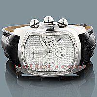 JOJO Watches Joe Rodeo King Diamond Bubble Watch 0.36ct