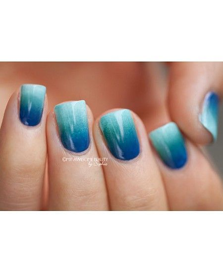 DIY nail art: 14 Summer-perfect manis to make a splash with Follow us on Instagram