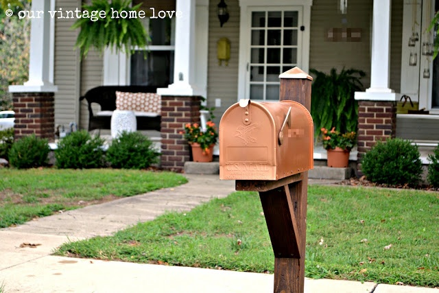 our vintage home love: Mailbox Ideas