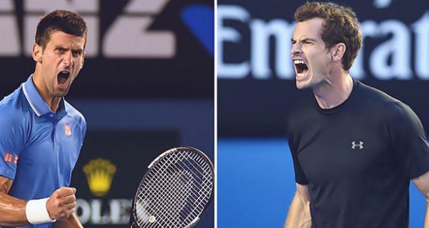 Biletul Zilei - Ponturi Tenis (01.02.2015) - Novak Djokovic vs. Andy Murray la Australian Open - Ponturi Bune