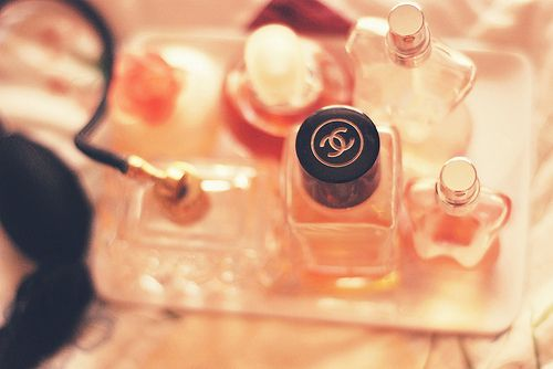 All about a signature scent....or few. #Chanel