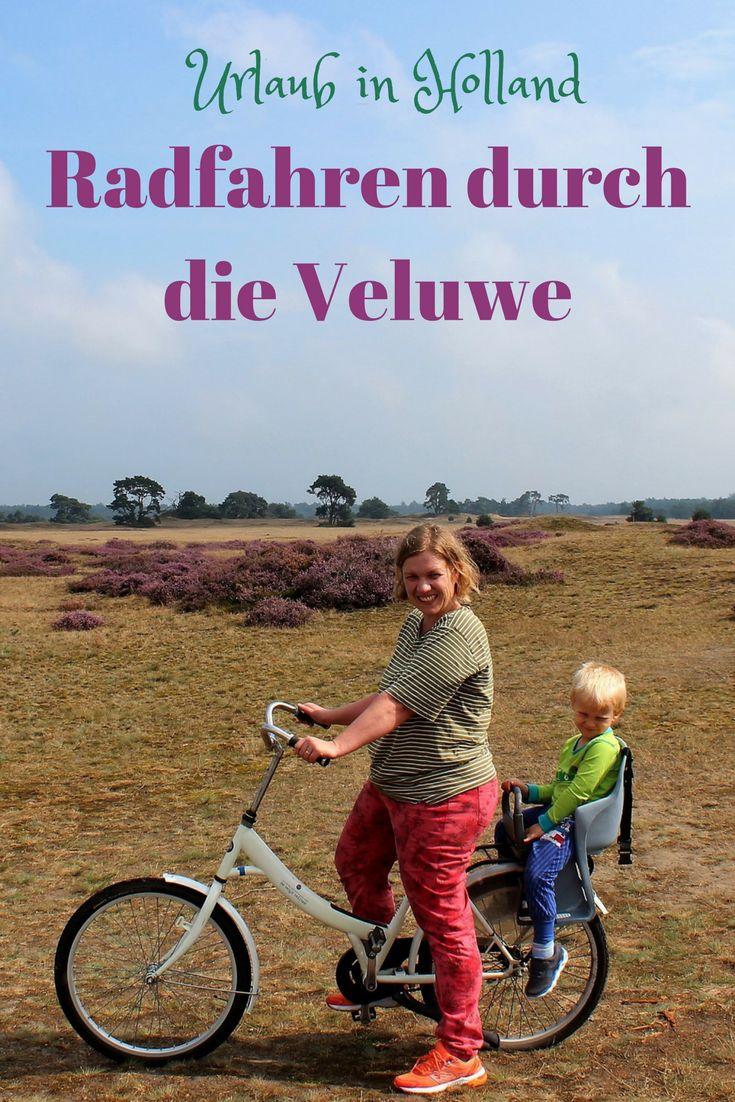 Ein Nationalpark, in dem 1800 Fahrräder kostenlos geliehen werden können, damit wirklich jeder Besucher die verwunschene Landschaft aus Wäldern, Mooren, Heide und Sanddünen erkunden kann; die zweitgrößte Van-Gogh-Ausstellung der Welt mitten im Park; ein herrlicher Kletter-Spielplatz am Besucherzentrum: Klar hielt ich es für eine gute Idee, mit der ganzen Familie während unseres Holland-Urlaubs in der Region Gelderland den Nationalpark De Hoge Veluwe zu erkunden. #Veluwe #Gelderland #Holland