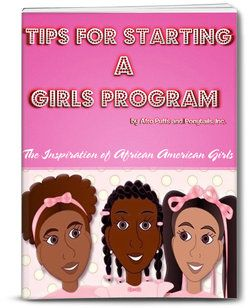 for mothers, aunts, grandmothers, or any woman who has a special young black lady in their life who you want to encourage and help build positive self-image and esteem check out this website it contains ideas and recommendations for wonderful ways for us to help the next generation hold their heads up with pride in themselves
