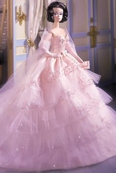 Barbie Evening Gowns – fashion dresses