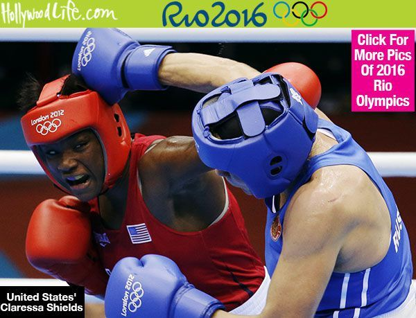 Watch Claressa Shields & More Women's Olympic Boxing Via Live Stream