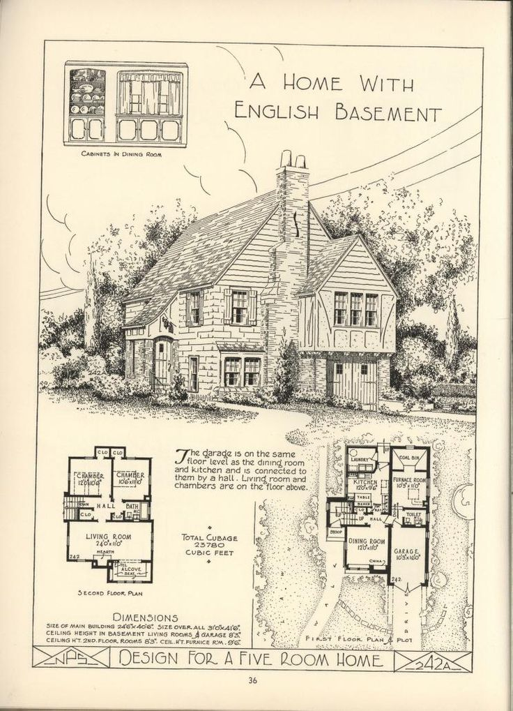 Old school house plans for Vintage floor plans
