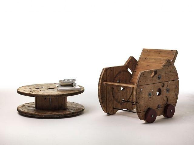 #design #ecodesign #interior #sbobina #emilianobona #table #chair #forniture  www.sbobinadesign.com