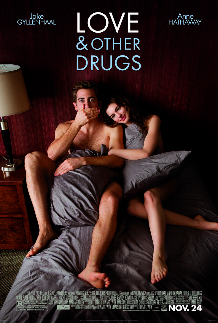 Love & Other Drugs #JakeGyllenhall #AnneHathaway