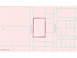 Ocala, Marion County, Central, FL Land For Sale - 1.48 Acres