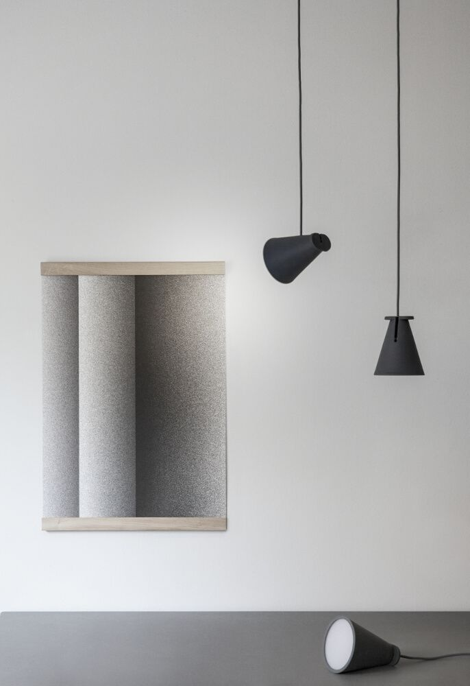 Menu Bollard Lamp by Shane Schneck