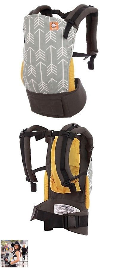 afeb4b2d0de Carriers Slings and Backpacks 100982  Tula Archer Baby Carrier - Grey White  (50910492) -  BUY IT NOW ONLY   83.99 on eBay!