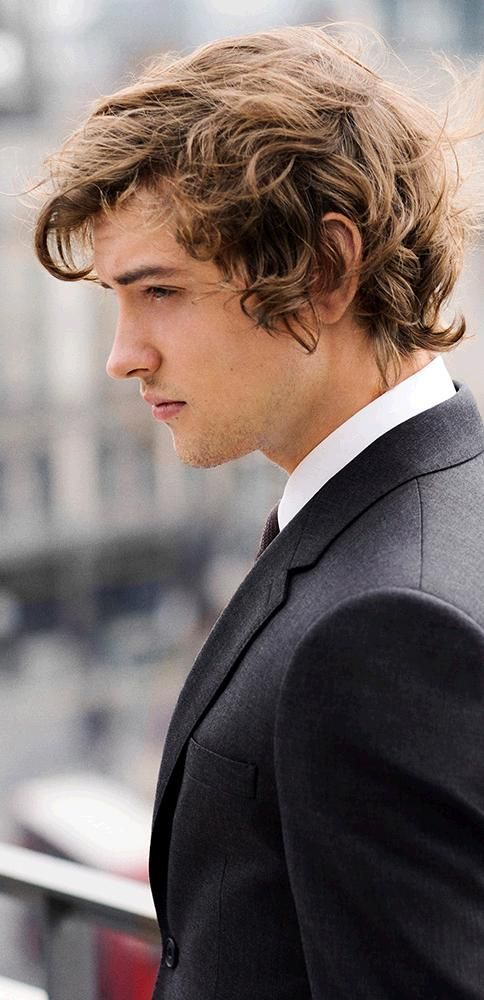 Josh Whitehouse on the Mr. Burberry campaign set | Outfits ...