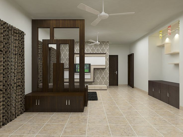 manish6 Room partition designs, Living room partition