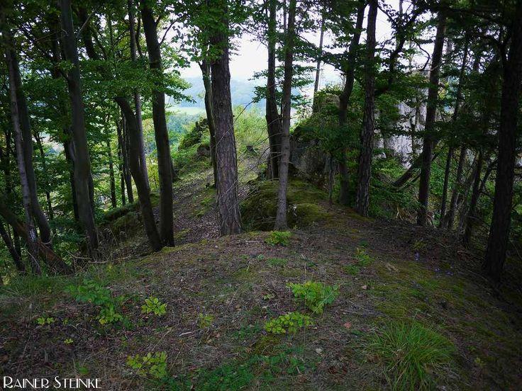 Beautiful Burg Strahlenfels Fr nkische Schweiz Ich w rde ja jetzt gerne schreiben Schaut hier ist sie