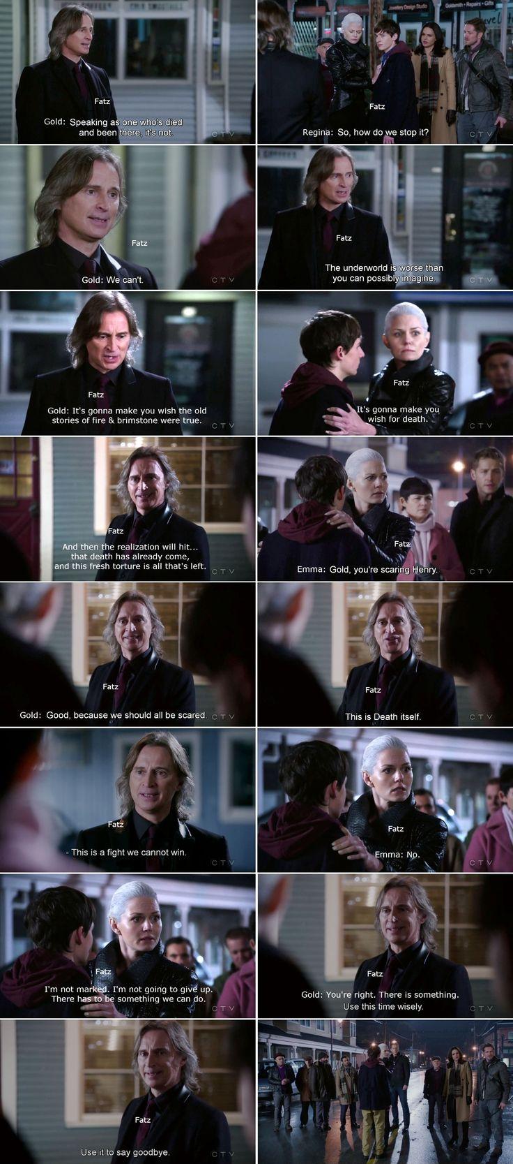 Gold  Emma and Regina   5   11  quot Swan Song quot