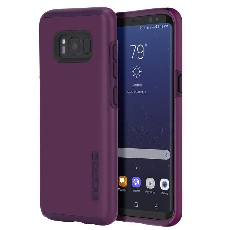 Incipio DualPro Galaxy S8 Plus Case - Plum