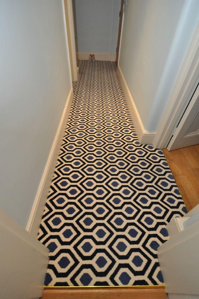Geometric carpet by Bowloom Ltd.