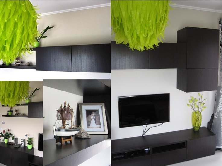 My living room with IKEA BESTA | Sajat Otthon Projekt