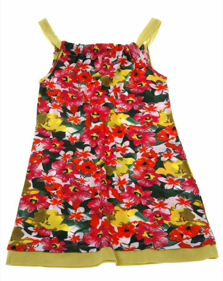 Εβίτα παιδικό φόρεμα «Flowers»  €13,00