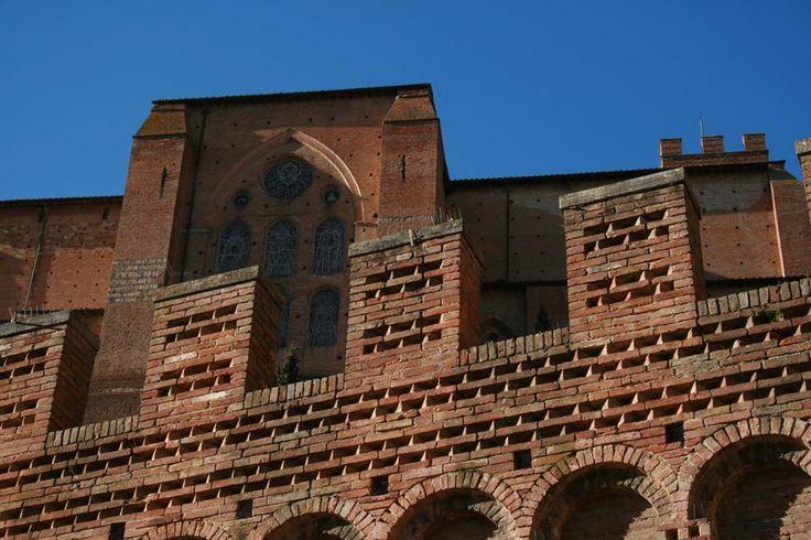 San Domenico #Siena #Italy