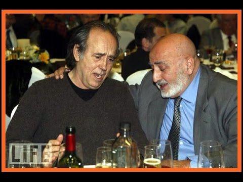 """Me'n vaig a peu """"per el meu amic...Serrat"""". Canta Peret. Vídeo muntatge : Peret interpreta en el disc """"Per el meu amic...Serrat"""" cd col·lectiu (2006), vídeo muntatge alternant imatges de Peret i Serrat. Aquest vídeo el dediquem """"in memoriam"""" al rei de la rumba catalana."""