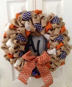 auburn wreath - Google Search