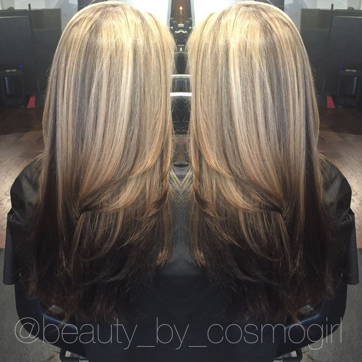 25 best ideas about reverse ombre hair on pinterest